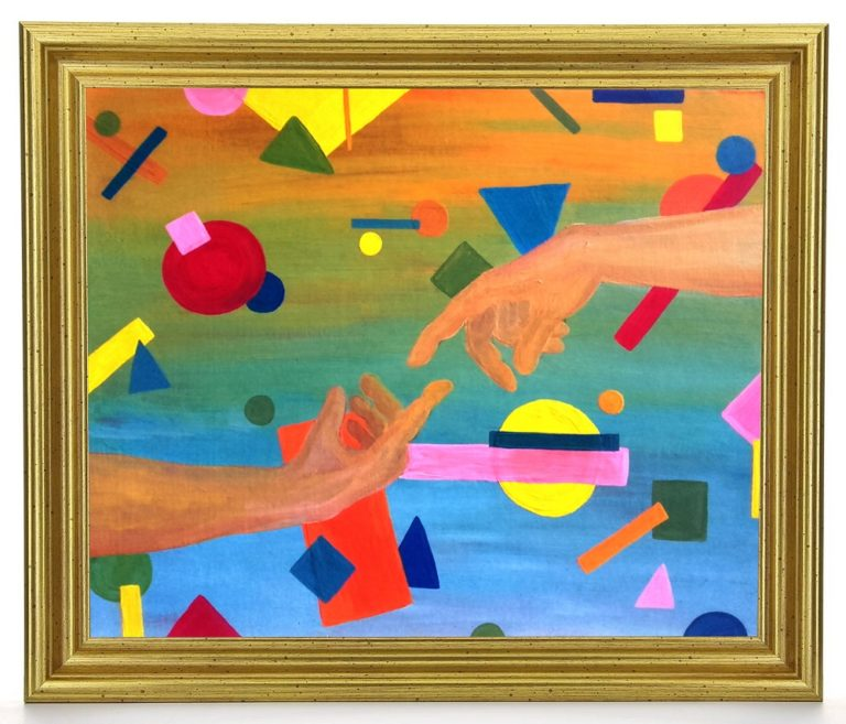 La transmission, l'aube de la création - Charlène Girard