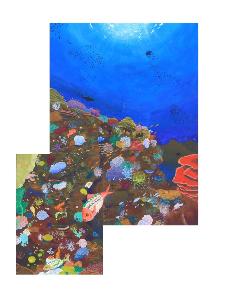 Les poissons nagent - Haruka Fujiyama