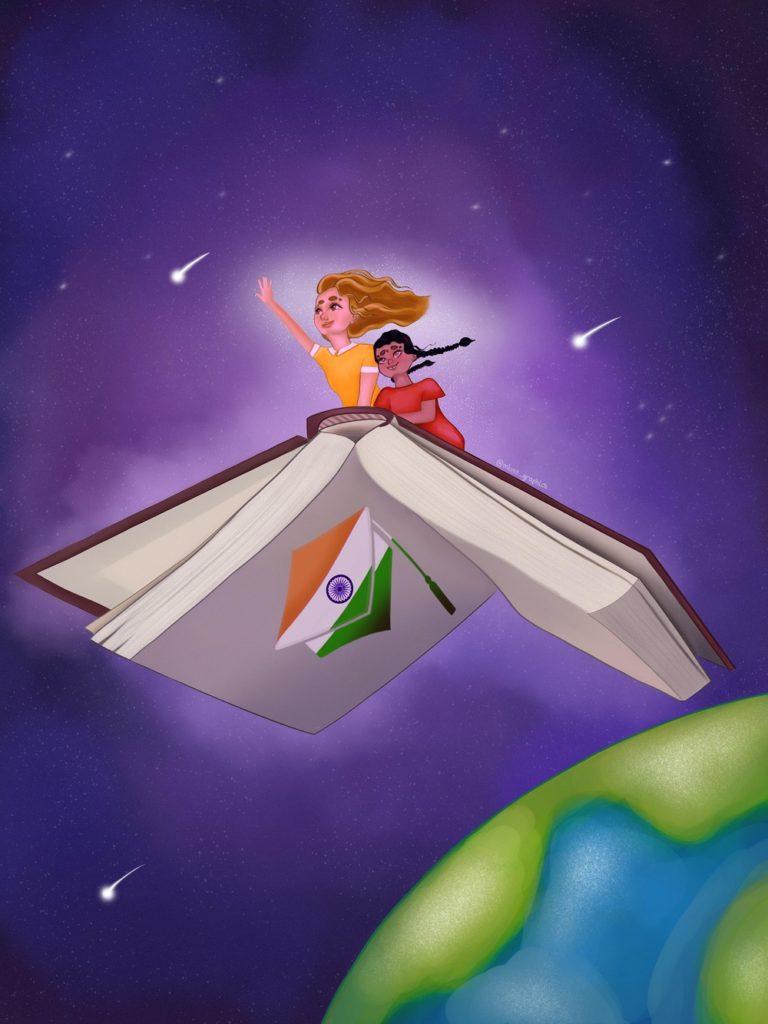 Voyage vers l'éducation - Mandy Thomas